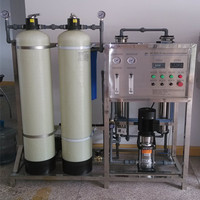 500L/H water sanitation equipment and industrial filtering equipment