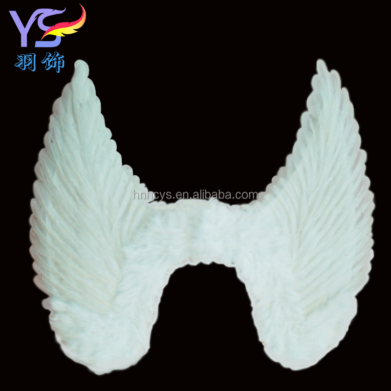 Wholesale Multicolor Feather wing