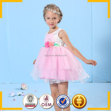 2012 fashion floral chiffon children dresses design fancy children babys dress