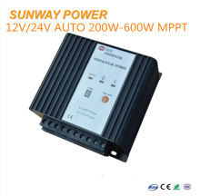 MPPT wind and solar hybrid charge controller 12V/24V AUTO 200W-600W for wind and solar hybrid street light system