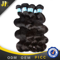 JP virgin indian hair soft and free hair products