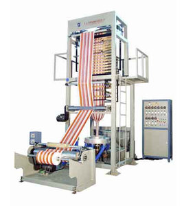 SJ-D Series double color film blowing machinery