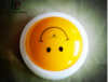 Gift toy smile face touch light with 1 LED price torch