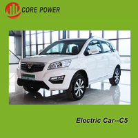 Wholesale Green New Energy Car Electric Vehicle Sport Utility Car