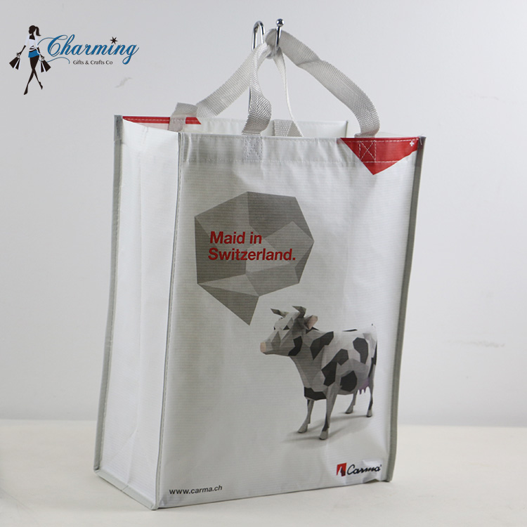Reusable Plastic Commercial Bags