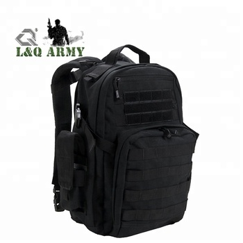 Waterproof Camo Military Rucksacks With Molle System Tactical Backpack Travel Camping Bags