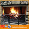 Hebei factory new style fireplace decorative wire mesh,decoration fireplace screen