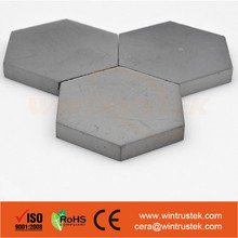 Silicon Carbide Ceramic Ballistic Panel / SiC Armor Plate