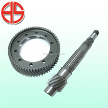 Made in China Gear Factory Helical Bevel Gear