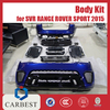 High Quality New Auto Accessories for SVR RANGE ROVER Sport 2015 Body Kit