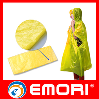 Gadget Gift Multi-purpose Waterproof PE Rain Poncho For Motorcycle
