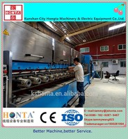 (Low noise wire drawing machine ), Electric Copper Wire Cable Making Equipment Multi Wire Drawing Machine