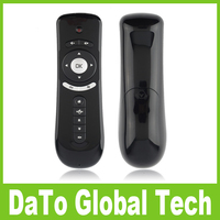 T2 3D Motion Stick 2.4G Wireless Fly Air Mouse Remote Control For Android TV Box