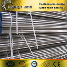aisi 300 series thin-walled SS tube stainless steel seamless pipe