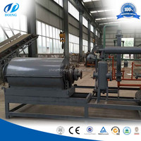 Small capacity mini waste plastic pyrolysis plant for pilot plant use