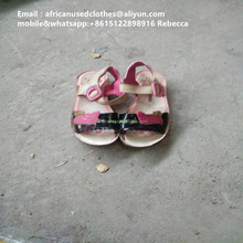 used shoes/ fashion spark baby shoes(0-7years) /used clothing lots