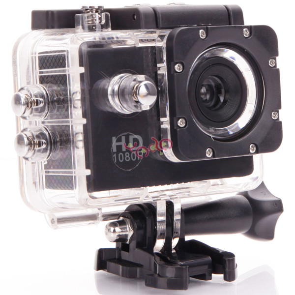 1080P 5MP Helmet Sports DV Car HD Action Waterproof 30M Video <strong>Camera</strong> for SJ4000