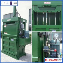 practical hydraulic waste paper baling press machine