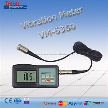 Portable separate probe Vibration gauge