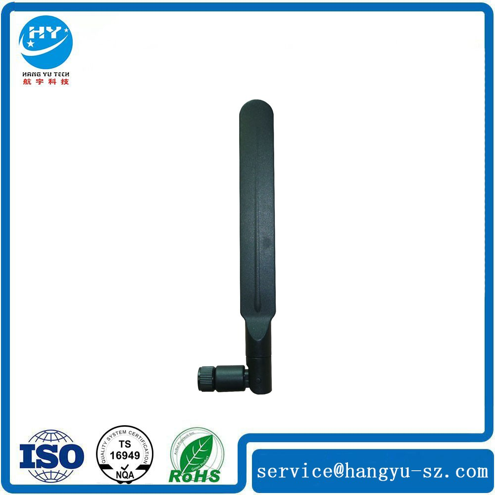 high Gain Huawei Modem 4G LTE Rubber antenna with SMA Male connector