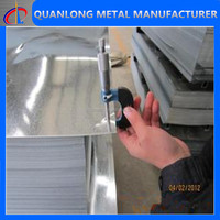 gi galvanized steel sheet flat in competitive price