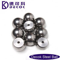 Low carbon steel ball used as bicycle and car parts