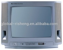 "14""/17""/21""/25""/29"" color tv or tv kits, 21"" ultra/super slim tube CRT TV, CRT color television from China"