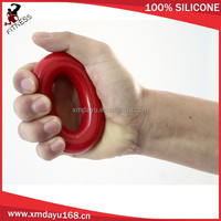silicone hand hold massage grip ring