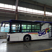 Brand new 10.5m electric luxury passenger bus price king long bus