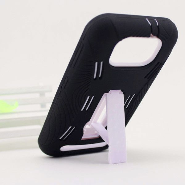 robot shell heavy duty defender combo hybrid case for Motorola Droid Razr maxx XT913