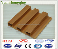 WPC Wood Plastic Composite wall panel clabbing