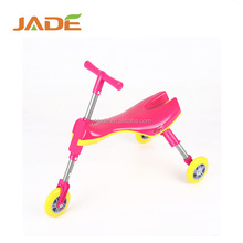 Most popular China wholesale kids scooter 3 wheels mantis bug car for child