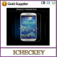 2015 brand new tempered glass screen protector mobile phone spare parts for samsung galaxy s4 lcd screen good quality and price