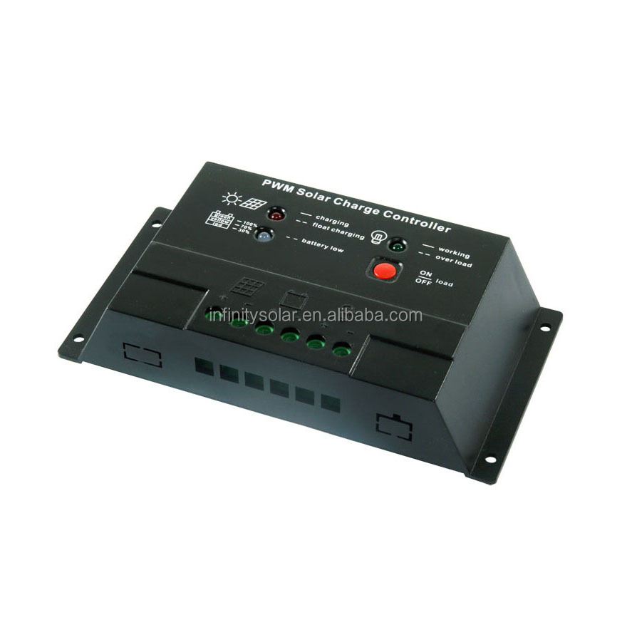 Solar Panel Charge Controller for Solar Power System, Home Use, 10/20, 12/24V, CE Certification