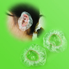 disposable hair salon ear cap