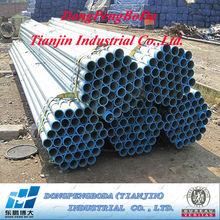used greenhouse frames for sale 25mm*2.0mm galvanized pipes