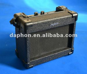 Hot!!! 4 inch speaker 5W mini portable amplifier guitar