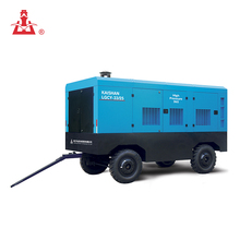Hot Selling Model Lgcy-33/25 Trailer Type 25Bar Portable Type Air Compressor Made By Kaishan Company