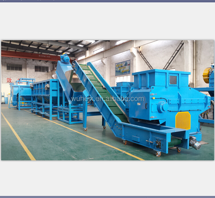 PP recycling machines waste plastic price