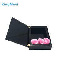 Acrylic Gift Packaging Boxes With Hinged Lids