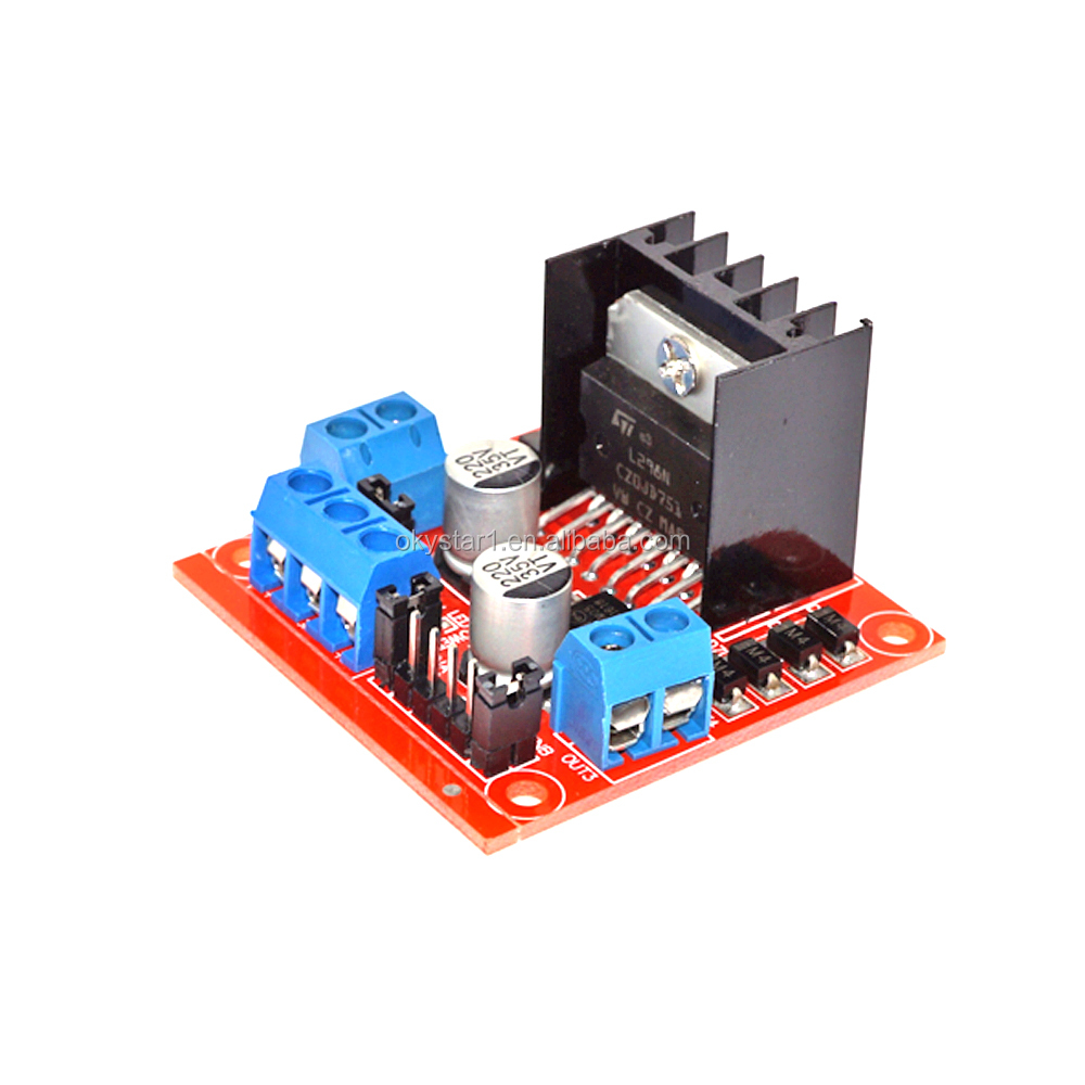 Wholesale Bridge Drivers Online Buy Best From China L298 H Diagram Also With Motor Driver Dual Strongbridge Strong L298n Dc