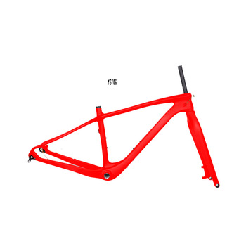 China Baolijia Sports Snow Sand bicycle parts fat bike frame 26er x 4.8inch max tire width wholesale bike frames