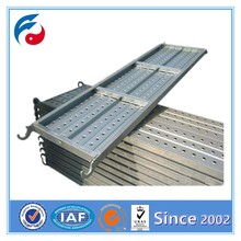 Ringlock Scaffolding Parts Perforated Steel Plank