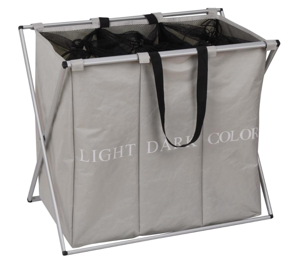 List manufacturers of triple laundry hamper buy triple laundry hamper get discount on triple - Laundry basket lights darks colours ...