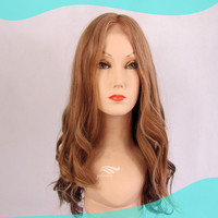 Blonde Lace Front Human Hair Wigs