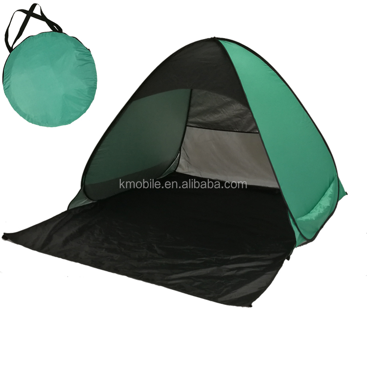 Waterproof 3-4 Person Automatic Instant Outdoor Camping Tent with Picinic Blanket