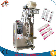 Automatic packaging machine for cassava flour hot sale back sealing