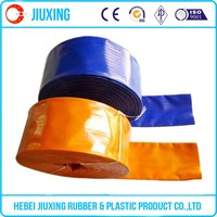 Low Cost High Quality PVC flat hose for irrigation