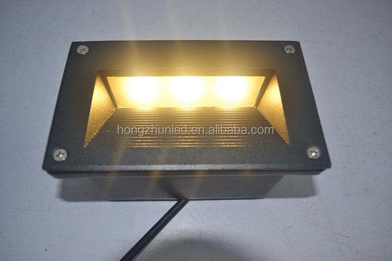 best price led step wall 24v lamp warranty 2years