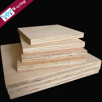 double pressed commercial plywood